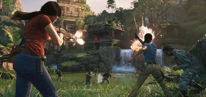 Расширенные возможности ведения боя в новом трейлере Uncharted: The Lost Legacy