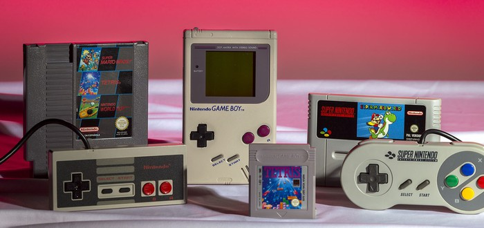 Как развивались консоли Nintendo? (Часть 1)