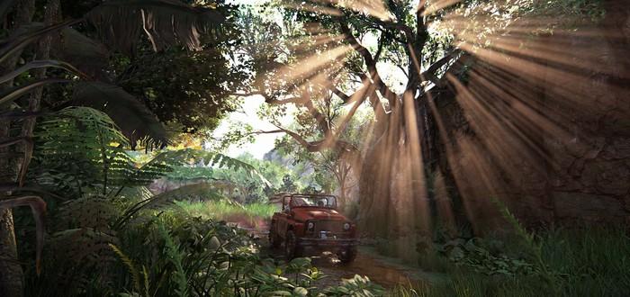 Релизная версия Uncharted: The Lost Legacy почти не отличается от анонса
