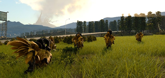 Трейлер PC-версии Final Fantasy XV, скриншоты и системные требования