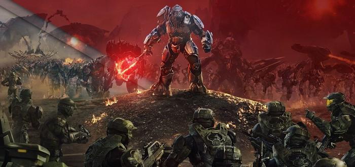Аддон Awakening the Nightmare для Halo Wars 2 выйдет 29 сентября