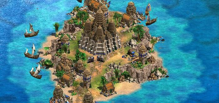 Анонсированы ремастеры Age Of Empires 2 и 3