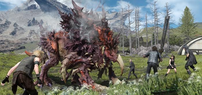 170 Гб в требованиях к PC-версии Final Fantasy XV — ошибка