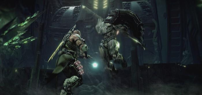Первые скриншоты хардкорного шутера Immortal: Unchained