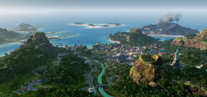 Gamescom 2017: трейлер Tropico 6