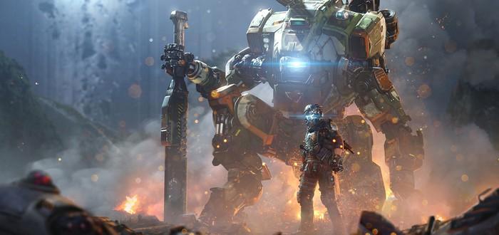 Следующее дополнение Titanfall 2 включает новый режим и карту