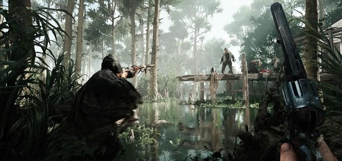 Новый дневник разработчиков Hunt: Showdown об оружии в игре