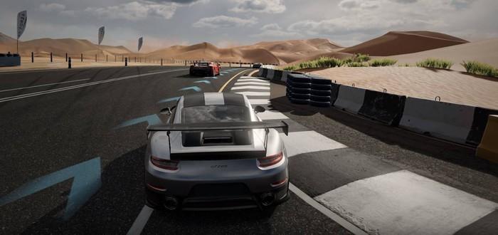 20 минут Forza Motorsport с Xbox One X