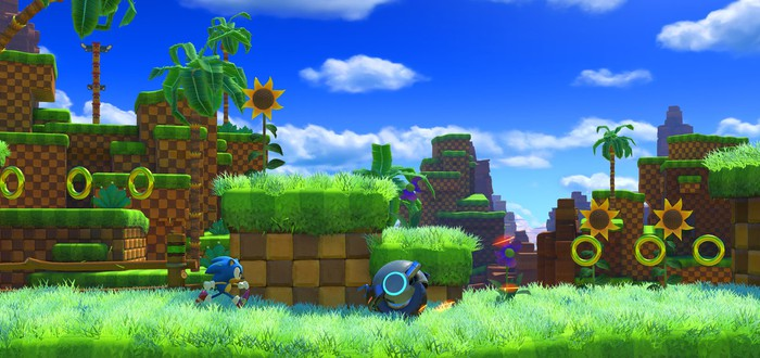 Геймплей Sonic Forces за всех персонажей