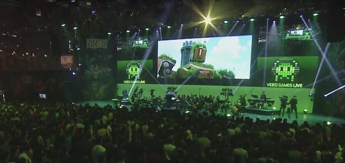 Gamescom 2017: Часовой концерт музыки из игр Blizzard