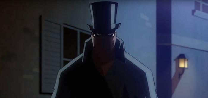 Бэтмен отправится в XIX век в Batman: Gotham by Gaslight
