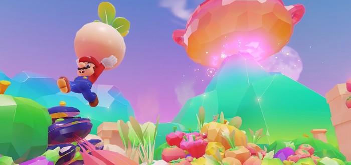 Gamescom 2017: геймплей Super Mario Odyssey