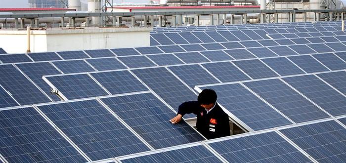 Китай превзошел собственные планы по установке солнечных батарей