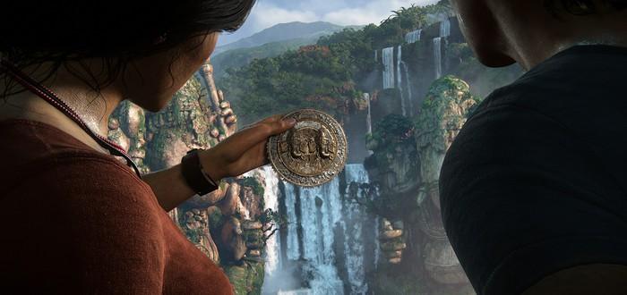 Uncharted: The Lost Legacy — уже шестой эксклюзив PS4 за 2017 год в топе британского чарта