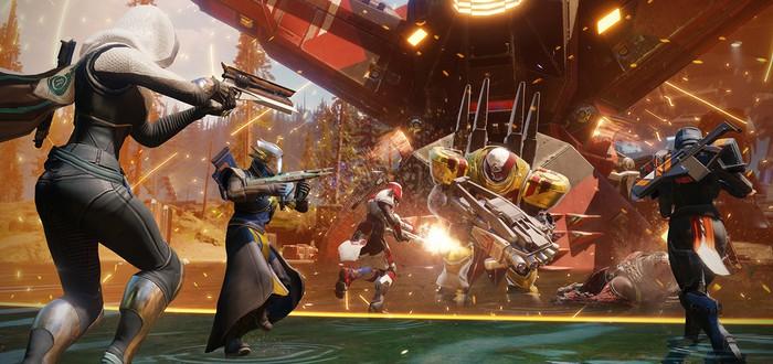 Вечерний стрим Shazoo: Бета Destiny 2 на PC