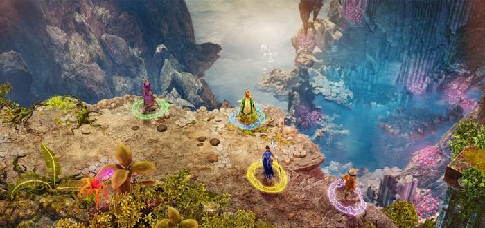 Gamescom 2017: геймплей Nine Parchments