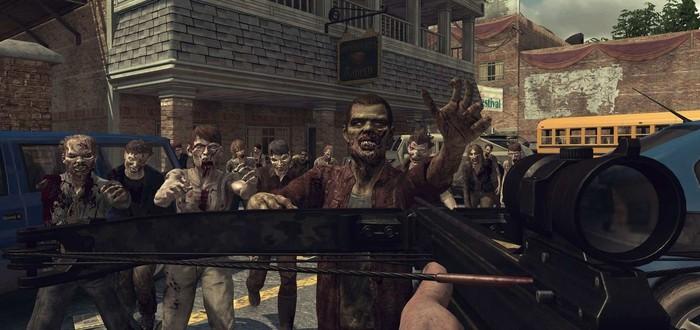Кооперативный шутер Overkill's The Walking Dead сменил движок