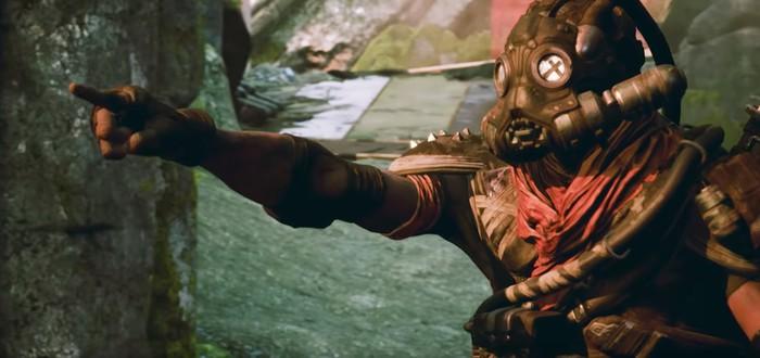 Дронго — новый радиоактивный персонаж Paragon