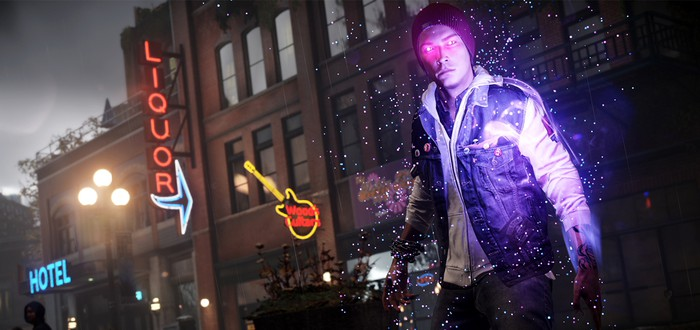 Infamous: Second Son — одна из бесплатных игр PS Plus на сентябрь
