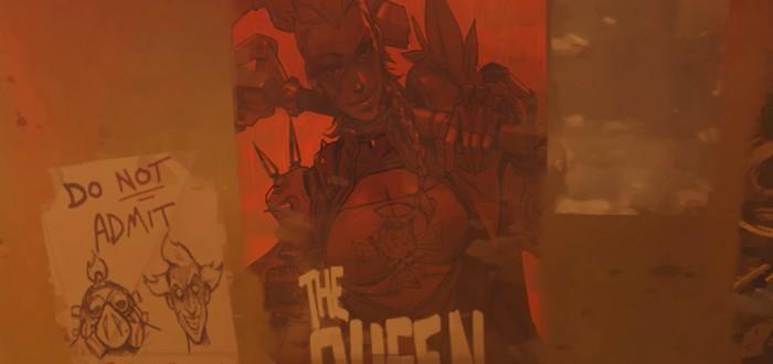 Фанаты Overwatch уже беснуются из-за новой потенциальной героини