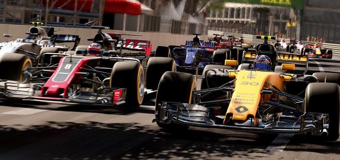 Гонки для королей: обзор F1 2017