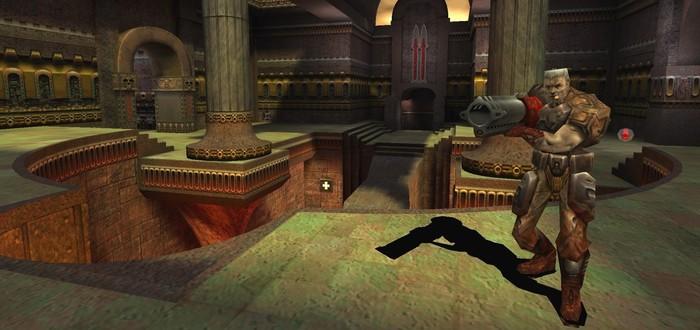 Разработчики Quake не поделили мультиплеерные карты