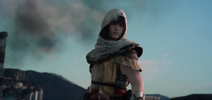 9 минут геймплея с фестиваля Assassin's Creed в Final Fantasy XV