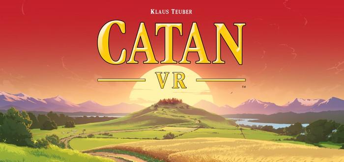 Классическая настольная игра Catan перейдет в VR