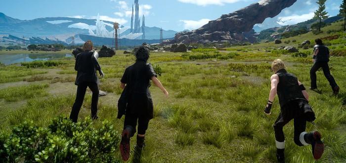 Команда Final Fantasy XV начнет разработку нового проекта в следующем году