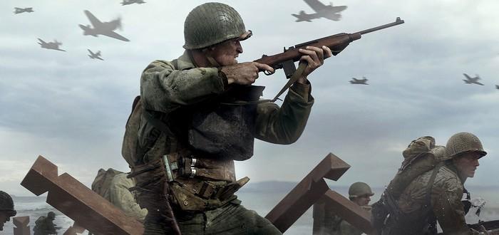 Вечерний стрим Shazoo: Ами убивает фашистов в CoD: WWII