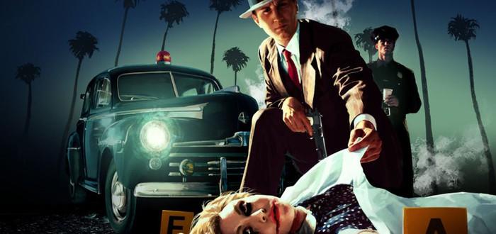 Обновленная версия L.A. Noire выйдет на PS4 и Xbox One в ноябре