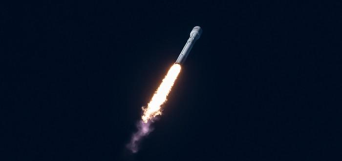Прямой эфир с запуска SpaceX – на борту секретный тестовый аппарат ВВС США