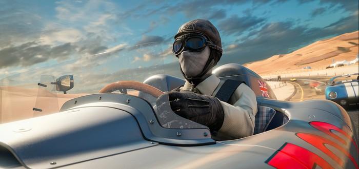 Forza 7 ушла на золото и 4K геймплей Xbox One X-версии