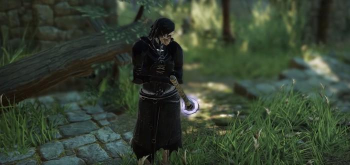 Тизер персонажа Divinity: Original Sin 2, созданного сообществом GOG
