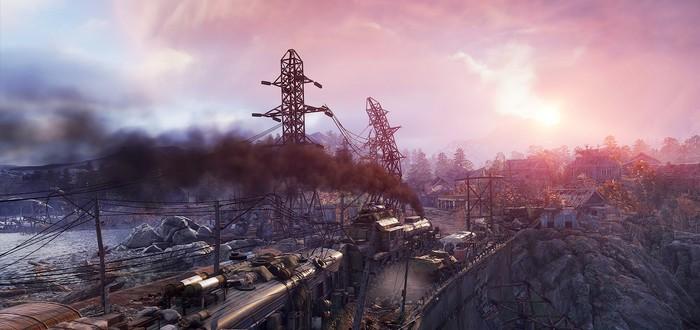 Карта из трейлера Metro: Exodus воссоздана в Fallout 4