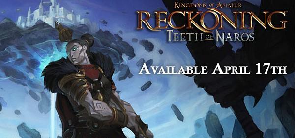 Новый DLC к Kingdoms of Amalur: Reckoning