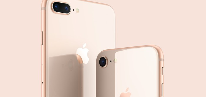 Apple показала iPhone 8 и iPhone 8 Plus