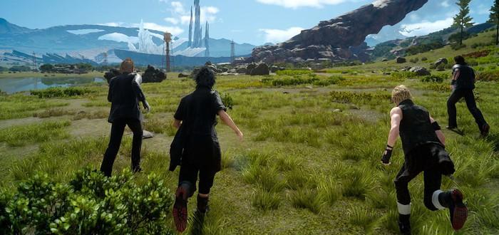PC-версия Final Fantasy XV получит русскую озвучку