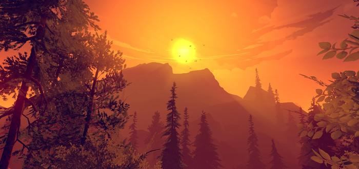 Геймеры понижают рейтинг Firewatch в Steam