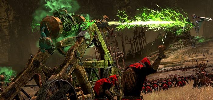 Новый трейлер Total War: Warhammer 2 посвящен миру игры