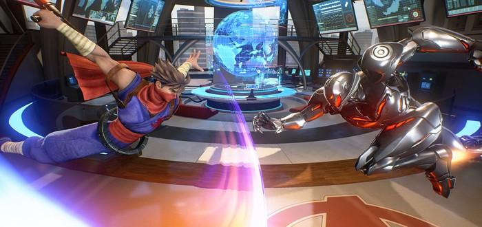 Новое обучающее видео по Marvel vs. Capcom Infinite