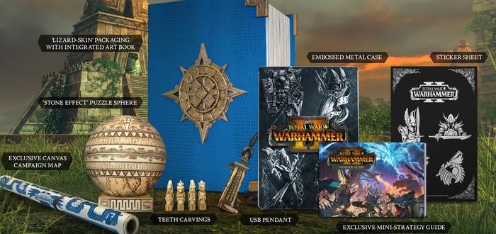 В Британии ограблен грузовик с коллекционными изданиями Total War: Warhammer 2