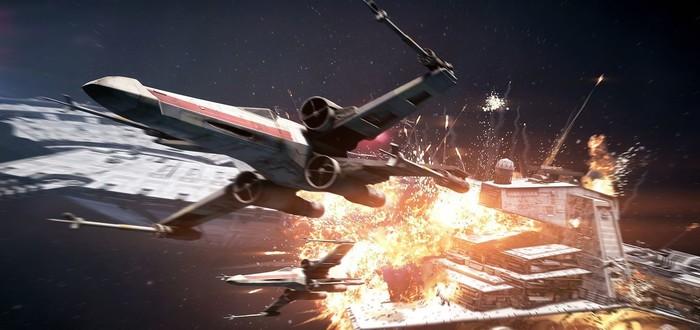В Star Wars Battlefront II не будет VR-режима
