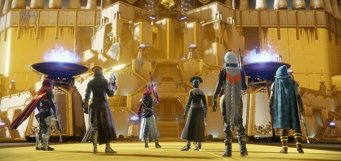 """Гайд Destiny 2: как открыть секретные сундуки в рейде """"Левиафан"""" самостоятельно"""