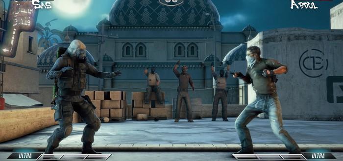 Из Counter-Strike: Global Offensive мог бы выйти приличный файтинг
