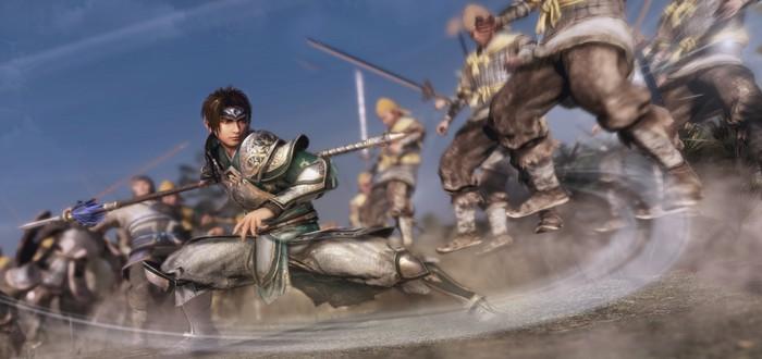 Новые скриншоты и трейлер для Dynasty Warriors 9