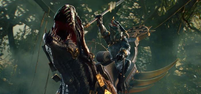 Ящеролюды сражаются со скавенами в новом трейлере Total War: Warhammer 2