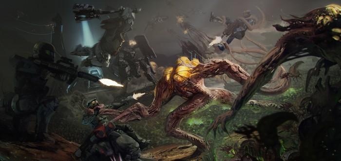 Новый геймплей Halo Wars 2: Awakening the Nightmare