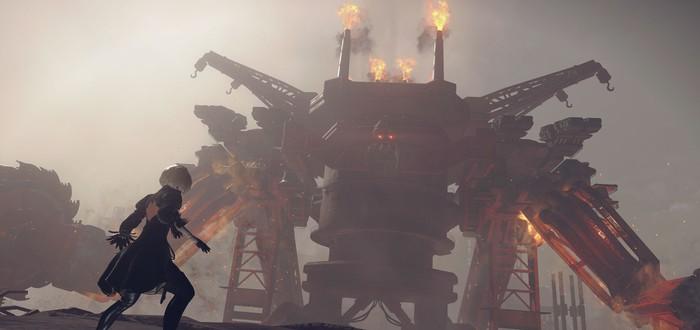 Поставки Nier: Automata достигли 2 миллионов копий