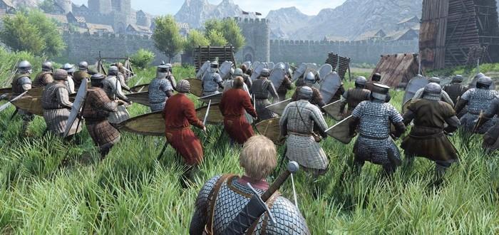 Разработчики Mount & Blade II: Bannerlord о поддержке модов